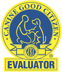 Canine Good Citizen Evaluator Logo