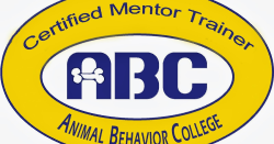 Certified Mentor Training - Animal Behavior College Logo